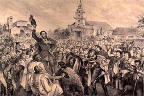 The US and the 1848 Hungarian Revolution