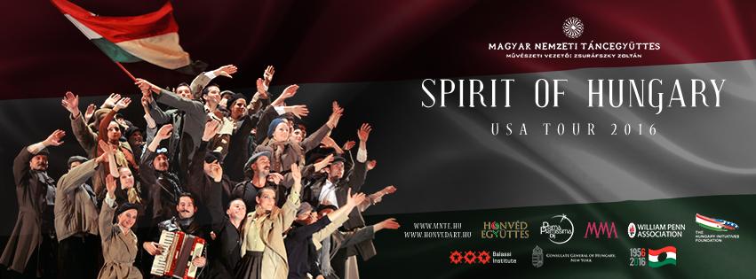Spirit of Hungary North America Tour