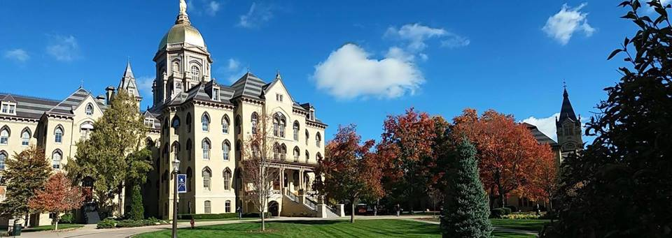 The University of Notre Dame was the host of this year's prestigious ISAC-ISSS Conference