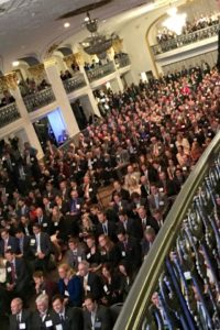 About 1500 lawyers from all across the US gathered at the Federalist Society's Annual Convention