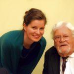 HIF Executive Director Anna Smith Lacey and Laszlo Bojtos
