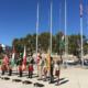 California Flag Raising Ceremony Honors 56 Heroes