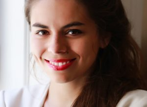 HIF scholarship recipient Márta Korom