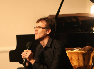 László Stachó at the New York Memorial Concert