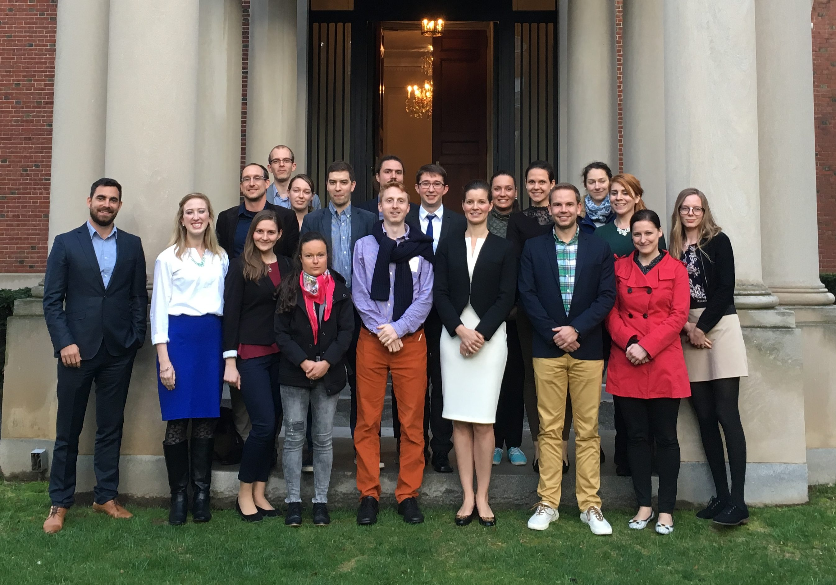 HIF's Inaugural Young Hungarian Leaders Program Concludes with High Hopes for the Future
