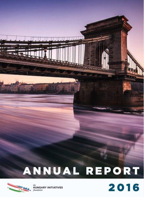 HIF Annual Report – 2016
