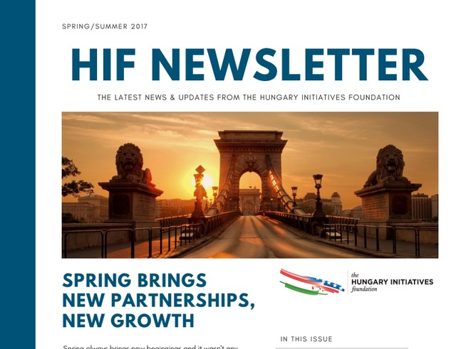 Read Our Spring/Summer 2017 Newsletter