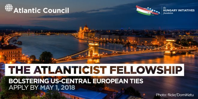 The Atlanticist Fellowship