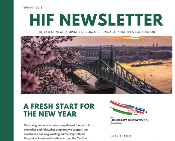 Read our Spring 2018 Newsletter