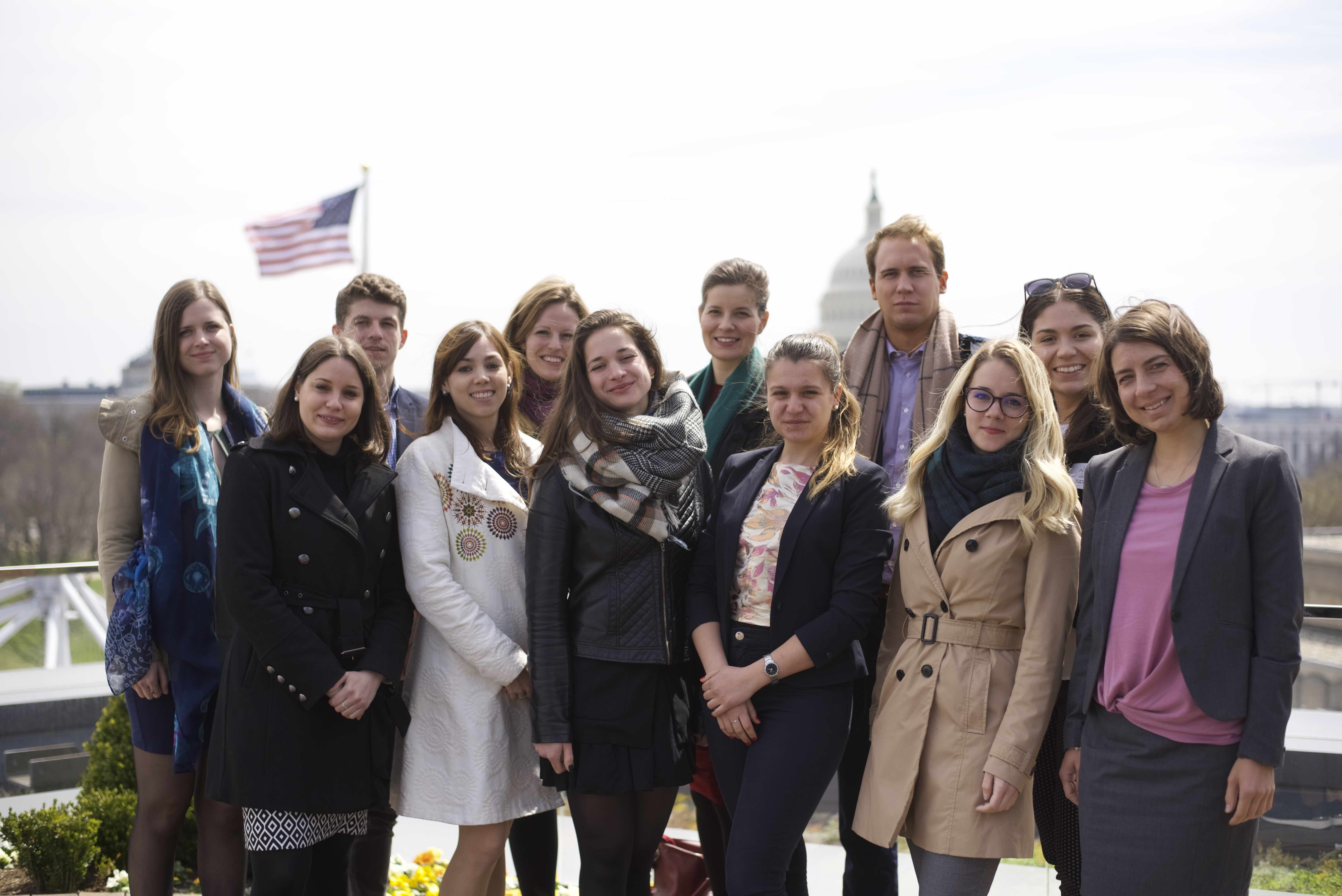 Young Hungarian Leaders Program Inspires Next Generation of Transatlantic Bridge Builders
