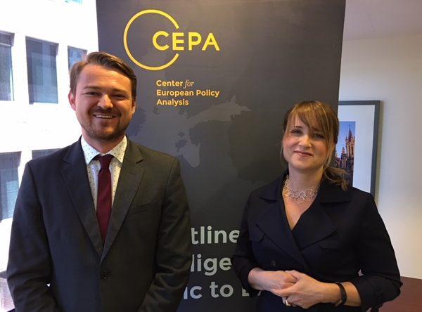Introducing CEPA Andrássy Fellow, Krisztián Jójárt