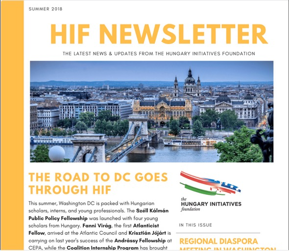 Read Our Summer 2018 Newsletter