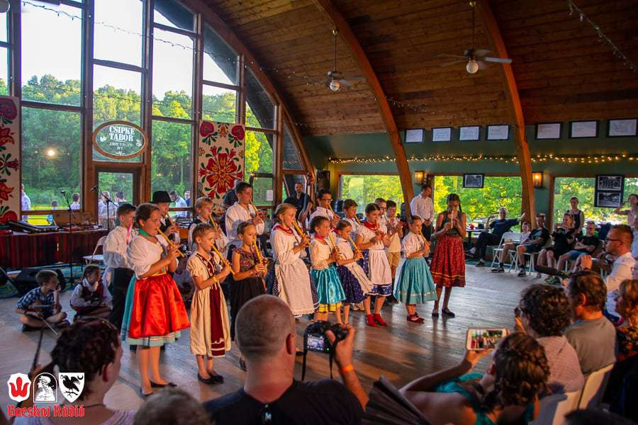 Over 200 Participants Gather at 12th Annual Csipke Folk Dance Camp