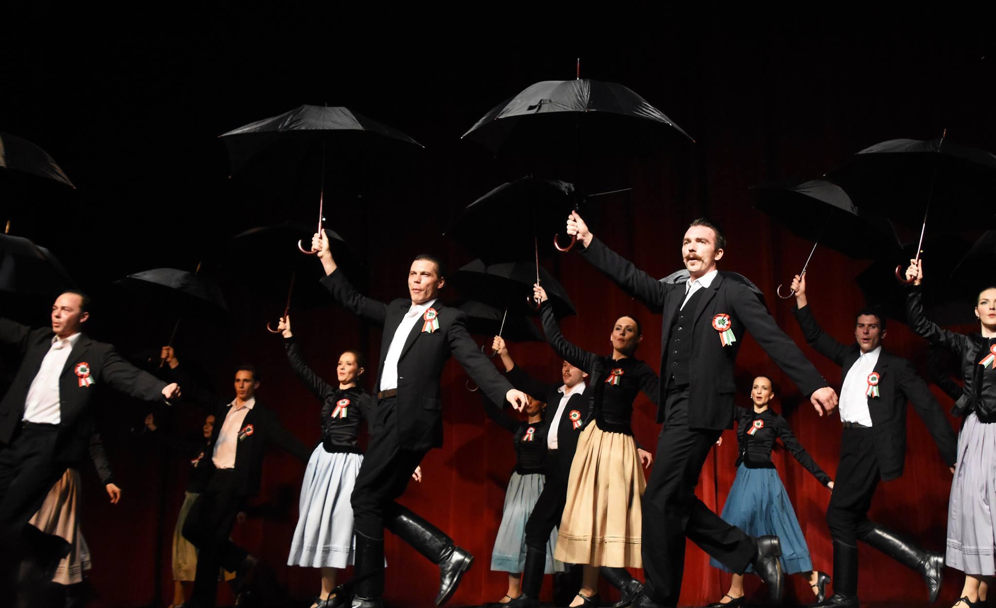 Hungarian National Dance Ensemble Steals Hearts Across America
