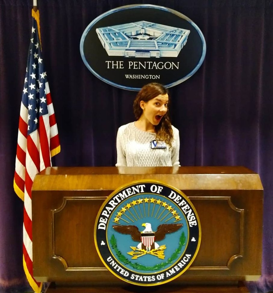 Hungarian American Coalition Internship Program 2018 Highlights