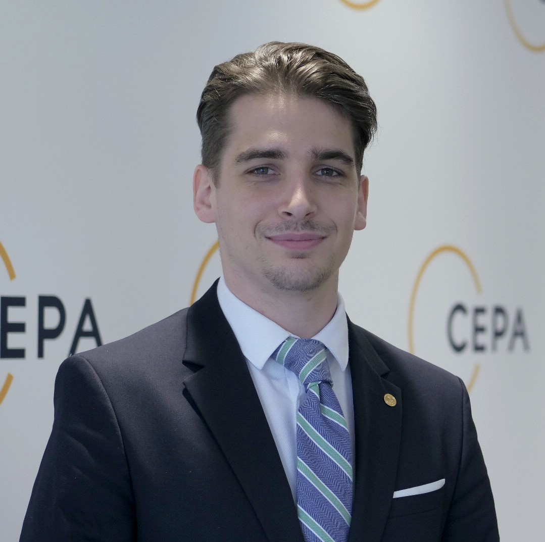 Introducing Hungarian American Coalition's First 2019 Intern Balázs Rudinszky
