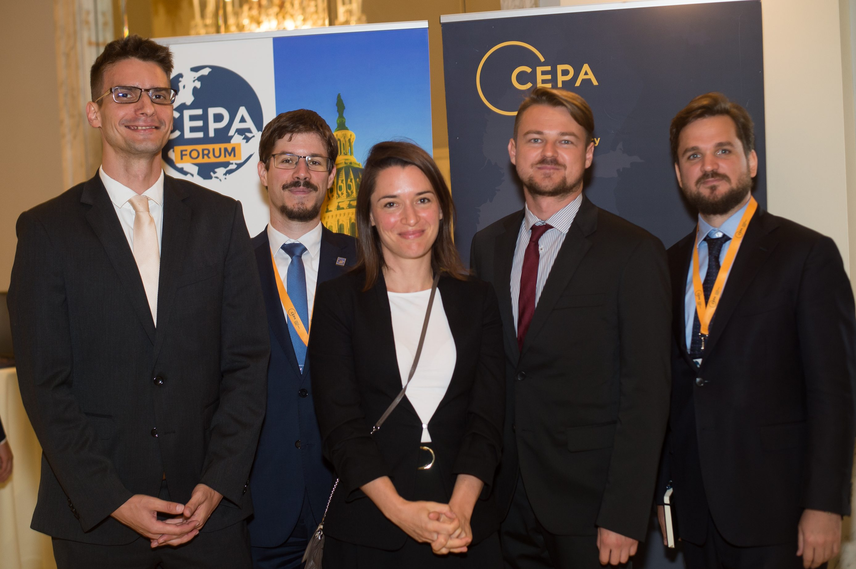 Hungarian Young Professionals Join CEPA Forum in Washington