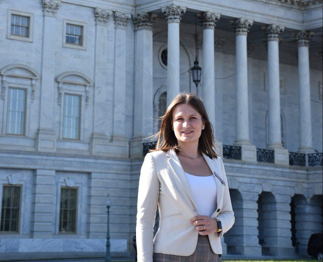 Introducing 2019 Hungarian American Coalition LTP Intern Hajnalka Tóth