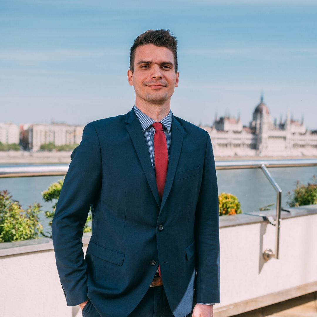 Zoltán Turai Brings Home His Washington Experience to Serve Hungary as Counter-terrorism Coordinator