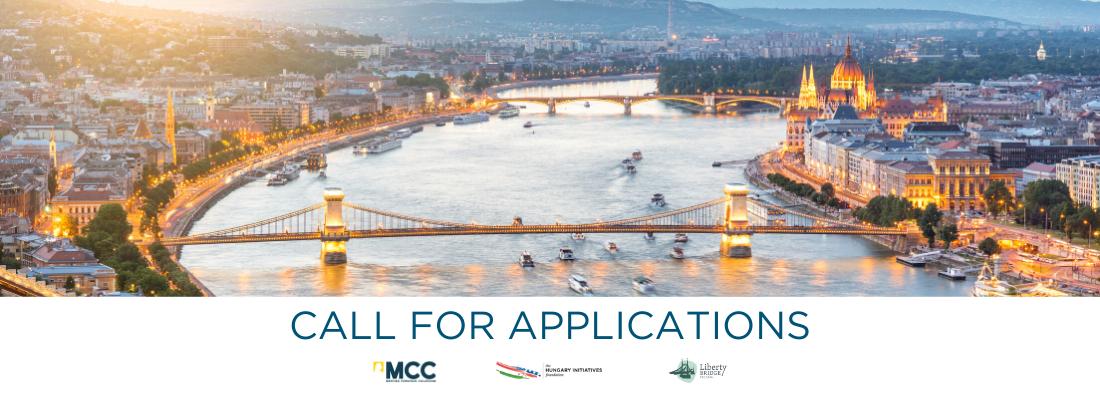 Budapest Fellowship Program Call for Applications