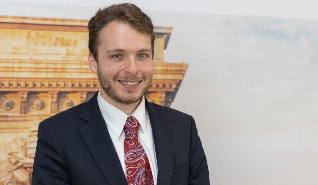 Introducing Stephen Sholl, Junior Fellow of the Budapest Fellowship Program