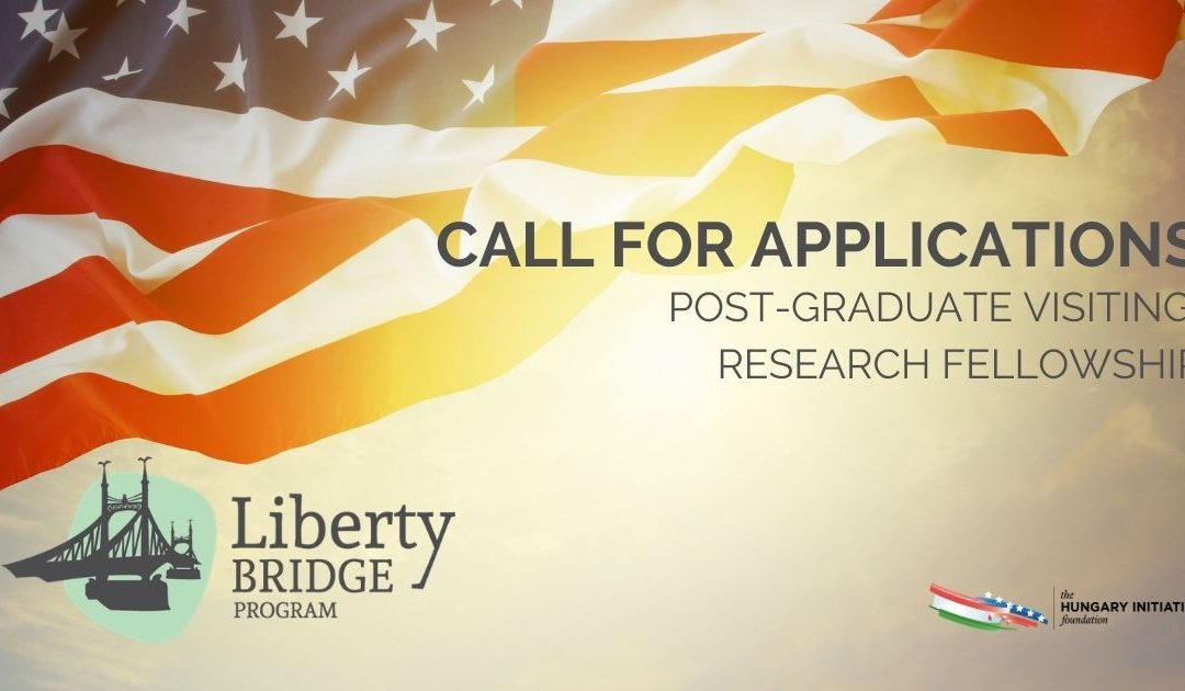 Call for Applications: Post-Graduate Visiting Research Fellowship