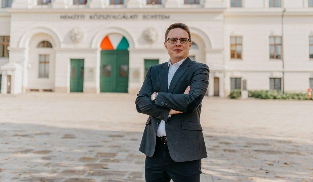 Introducing Balázs Tárnok, Post-Graduate Visiting Research Fellow