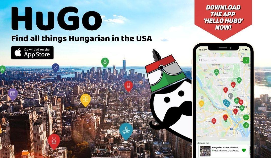 Sajtóközlemény: Indul a HuGo applikáció