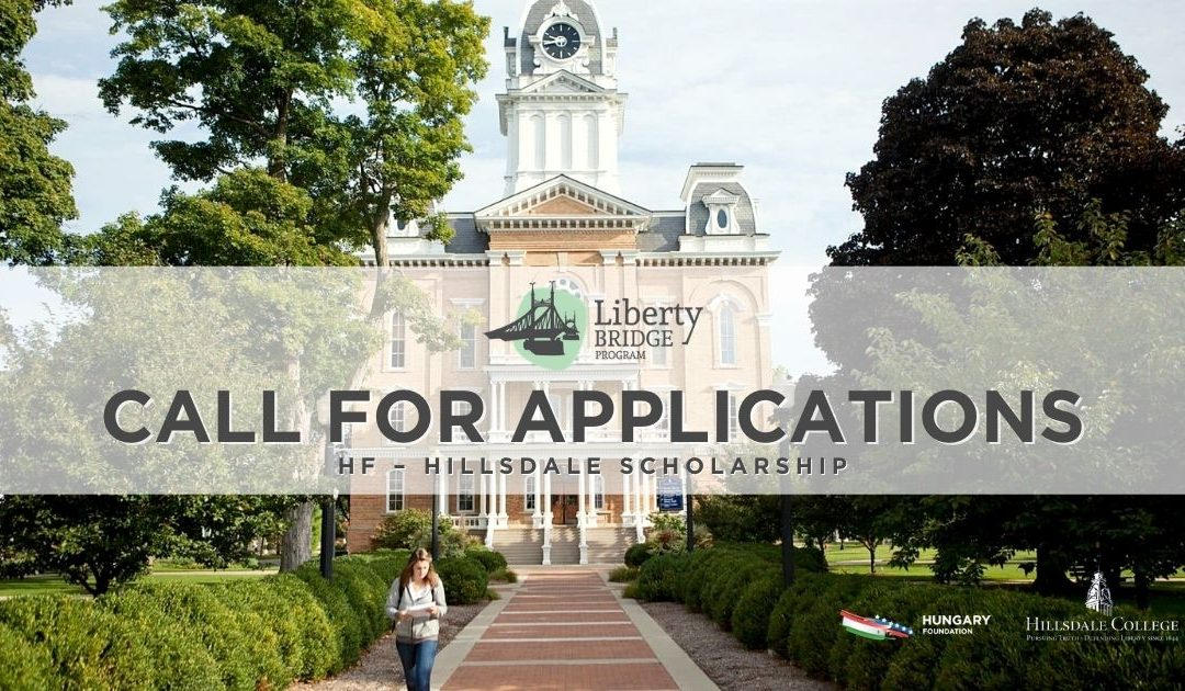 Call for Applications: HF – Hillsdale Scholarship