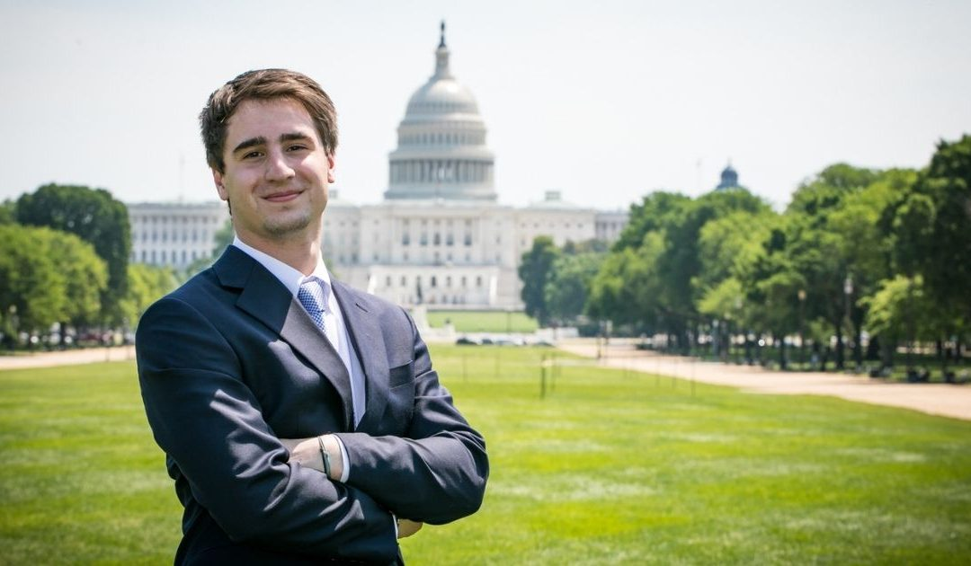 Looking to make a difference: Meet Henry Meyer, Our Summer 2021 Intern