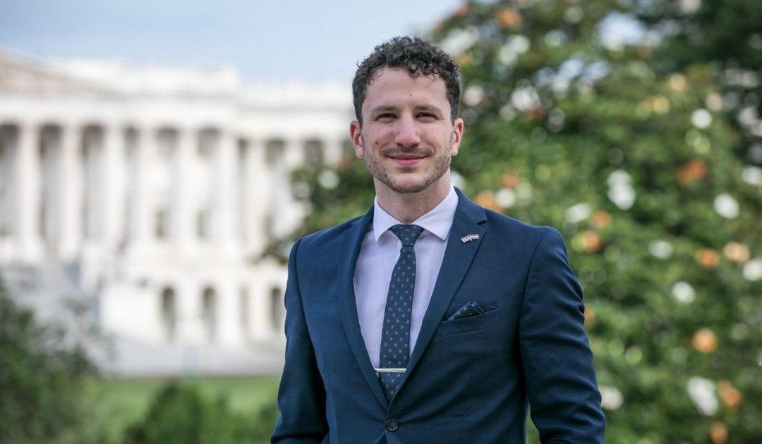 Meet Széll Kálmán Public Policy Fellow Ármin Ladányi