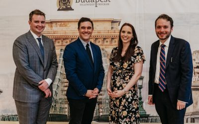 Budapest Fellowship Program Concludes Its First Year