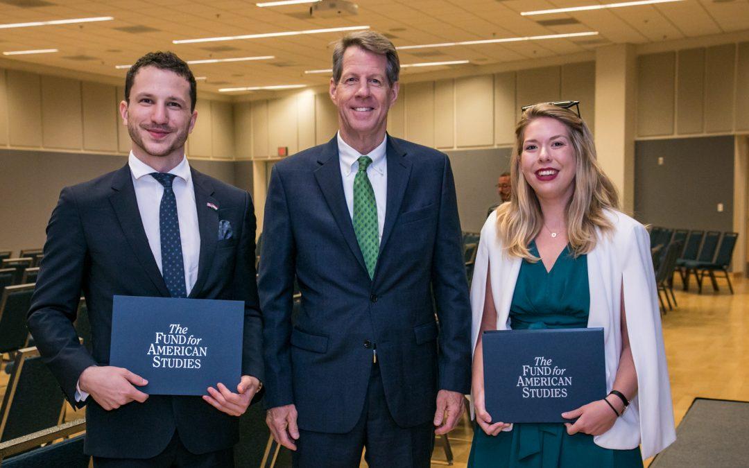 A Successful Summer's Recap – Széll Kálmán Fellows Take on Washington DC