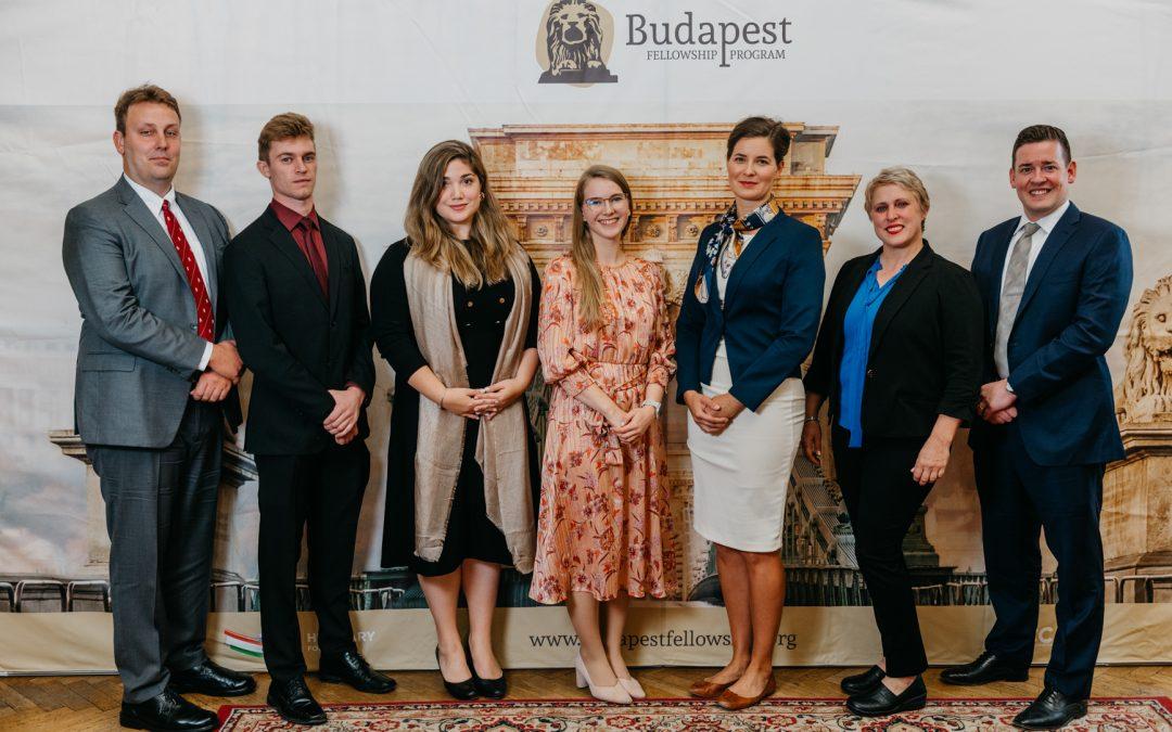 2021-2022 Budapest Fellowship Program Kicks off in Hungary